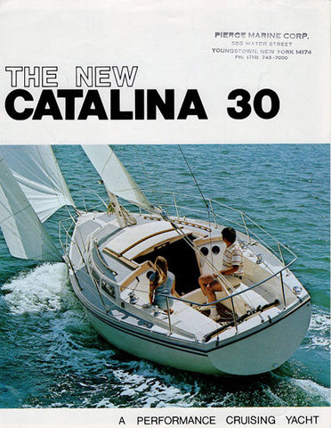 Catalina 30 Brochure