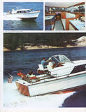 Chris Craft 1967 Crusader Brochure