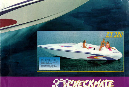 Checkmate 1997 Abbreviated Brochure