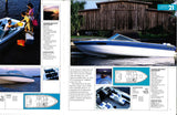 Chris Craft 1988 Sport & High Performance Brochure