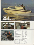 Chris Craft 1982 Brochure