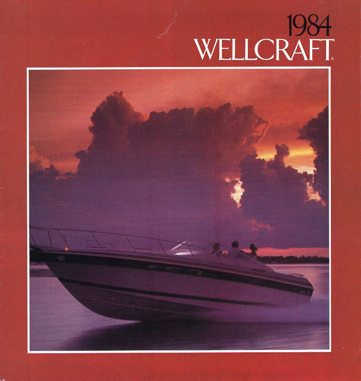 Wellcraft 1984 Brochure
