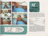 Chris Craft 1967 Constellation Brochure