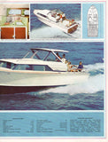 Chris Craft 1967 Corinthian Brochure