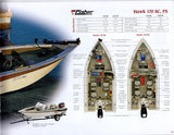 Fisher 2000 Fishing Brochure