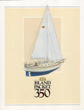 Island Packet 350 Brochure