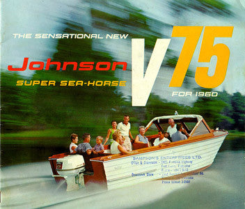 Johnson 1960 Brochure
