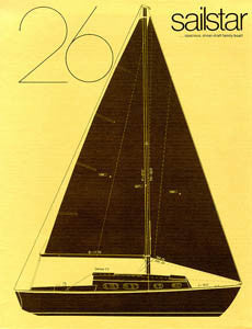 Bristol / Sailstar 26 Courier Brochure