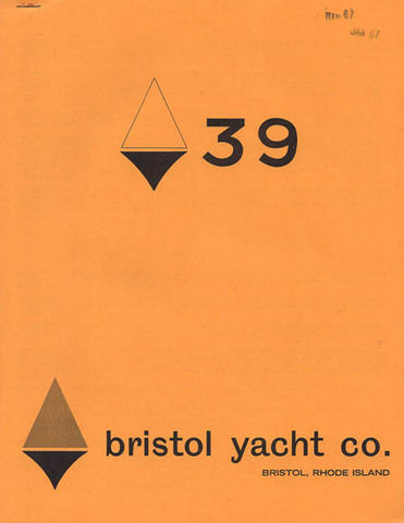 Bristol 39 Specification Brochure