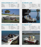 Cobia 1986 Preview Brochure
