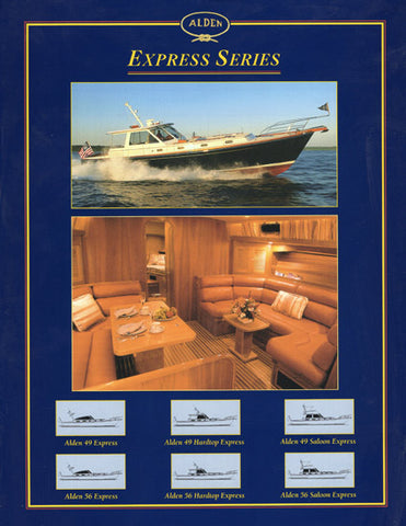 Z-Powerboat Brochures – Page 2 – SailInfo I boatbrochure com