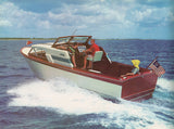 Chris Craft 1961 Cavalier Brochure