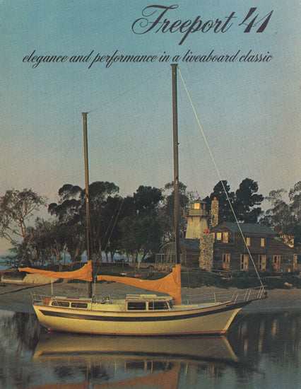 Islander Freeport 41 Brochure