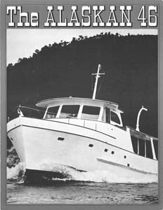 Grand Banks Alaskan 46 Brochure