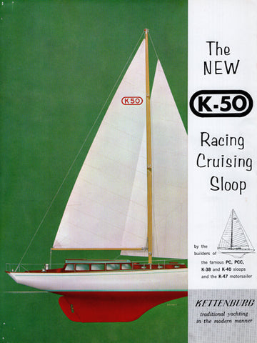 Kettenburg K50 Brochure Package