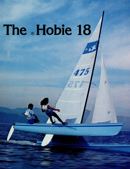 Hobie Cat 18 Brochure
