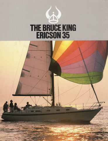 Ericson 35 Mark II Brochure