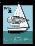 Island Packet 31 Brochure
