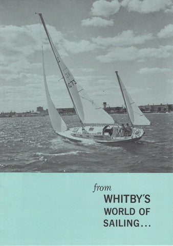 Whitby Alberg 30 and 37 Brochure