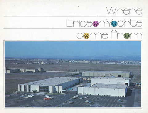 Ericson 1970s Construction Brochure