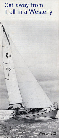 Westerly 1968 Brochure