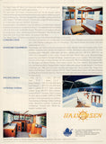 Island Gypsy 32 Sedan Trawler Brochure