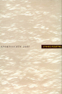 Regal 2001 Sportyachts Brochure