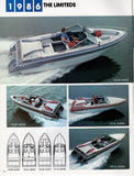 Chris Craft 1986 Brochure