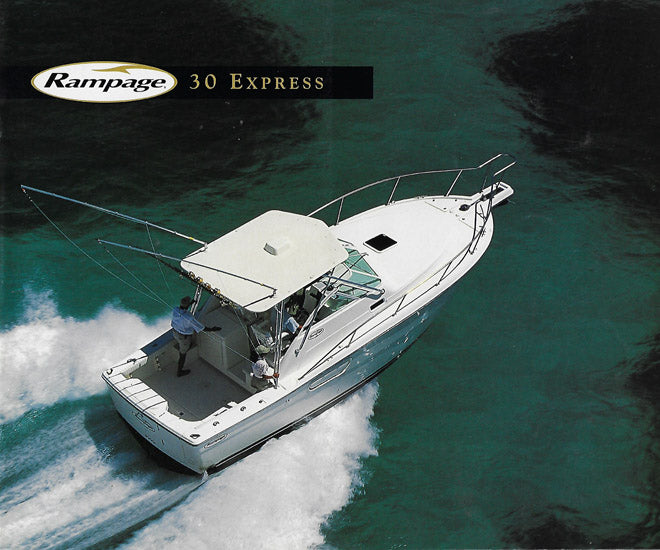 Rampage 30 Express Brochure