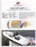 Chris Craft 2001 Full Line Brochure