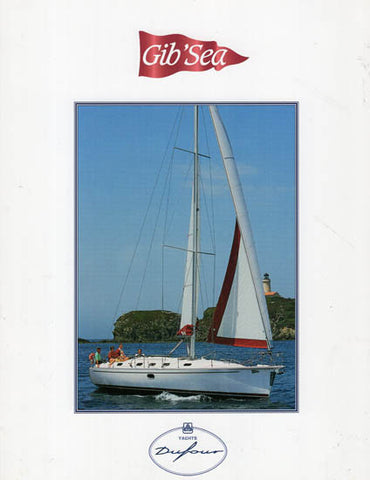 Dufour 2001 Gib'Sea Brochure
