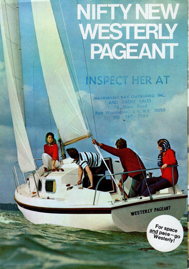 Westerly Pageant 23 Brochure