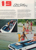 Chris Craft 1972 Gull Wing Brochure