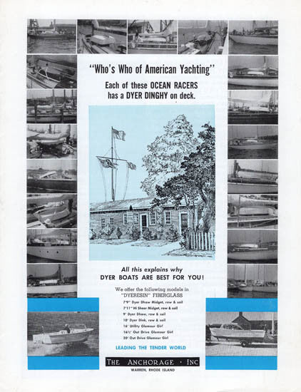 Anchorage [Dyer] Boat Brochure