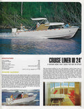 Chrysler 1967 Boats Brochure