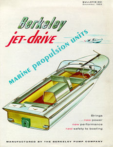 Berkeley Jet Drive Brochure