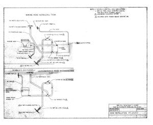 Pacific Seacraft 25 / Flicka Head Installation Plan
