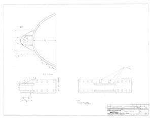 Columbia 56 Fixed Gooseneck Plan