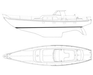 Columbia 56 Profile & Deck Plan