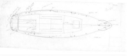 Columbia 29 Deck Plan