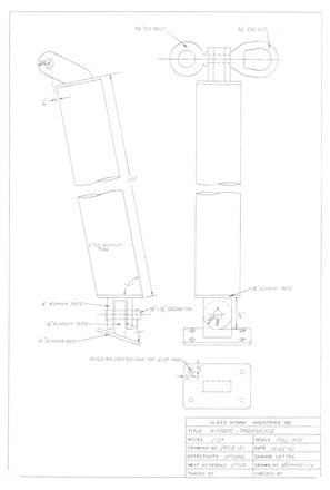 Columbia 29 A Frame Tabernackle Plan