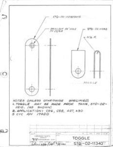 Columbia Yachts Toggle Plan