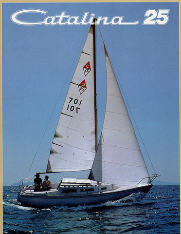 Catalina 25 Brochure