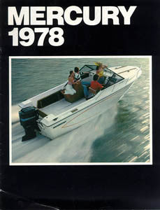 Mercury 1978 Outboard Brochure