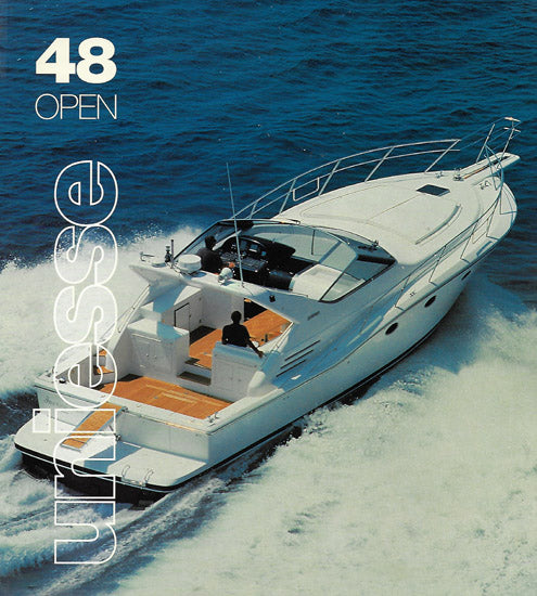 Uniesse 48 Open Brochure