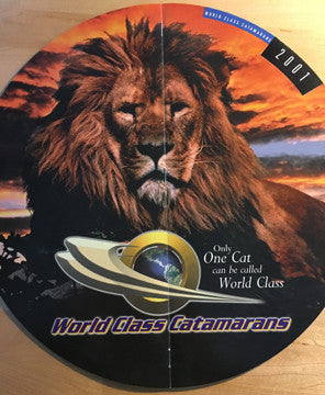 World Cat 2001 Brochure