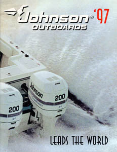 Johnson 1997 Outboard Brochure