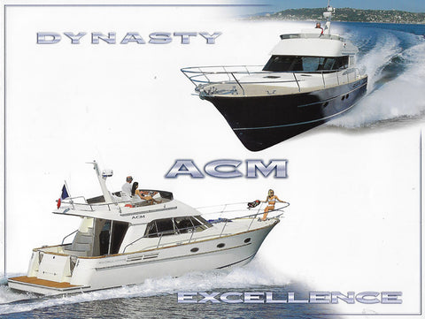 ACM Dynasty & Excellence Brochure
