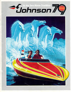 Johnson 1979 Outboard Brochure
