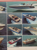 Chris Craft 1984 Brochure